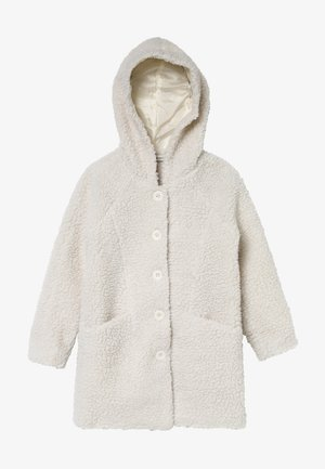 GIRLS COAT - Abrigo de invierno - off white