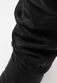 MM6 Maison Margiela - High heeled boots - black - 2