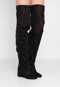 MM6 Maison Margiela - High heeled boots - black - 0