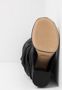 MM6 Maison Margiela - High heeled boots - black - 6