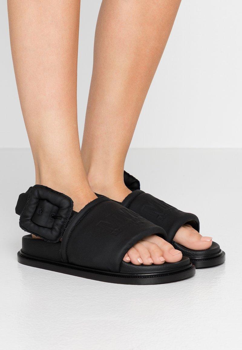 MM6 Maison Margiela - Sandals - black