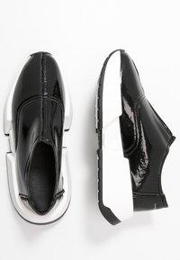 MM6 Maison Margiela - Nazouvací boty - black - 3