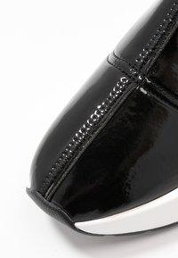 MM6 Maison Margiela - Nazouvací boty - black - 2