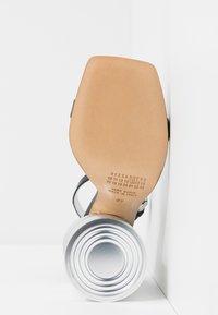 MM6 Maison Margiela - High heeled sandals - black - 6