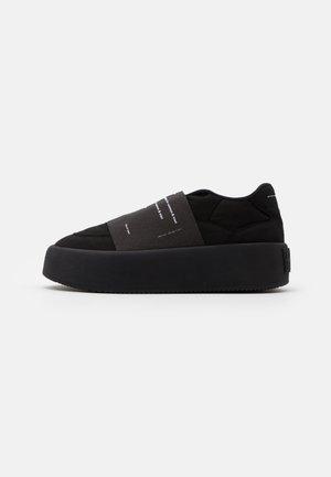 ELASTICO - Trainers - white/black