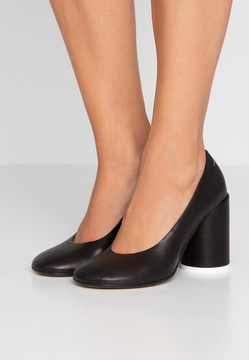 MM6 Maison Margiela - High heels - black