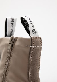MM6 Maison Margiela - High heeled ankle boots - dark olive/otter - 2