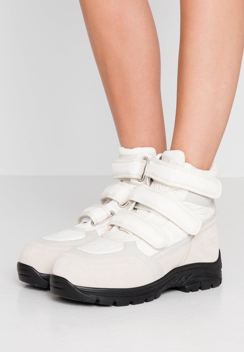 MM6 Maison Margiela - Classic ankle boots - white