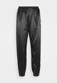 MM6 Maison Margiela - TRACK PANT - Kalhoty - black - 5