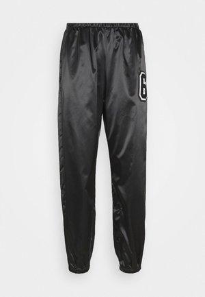 TRACK PANT - Kalhoty - black
