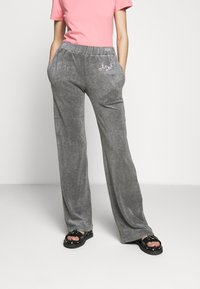 MM6 Maison Margiela - SMART - Kalhoty - grey - 0