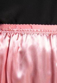 MM6 Maison Margiela - MIDI SKIRTS - Áčková sukně - pink - 8