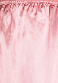 MM6 Maison Margiela - MIDI SKIRTS - Áčková sukně - pink - 6