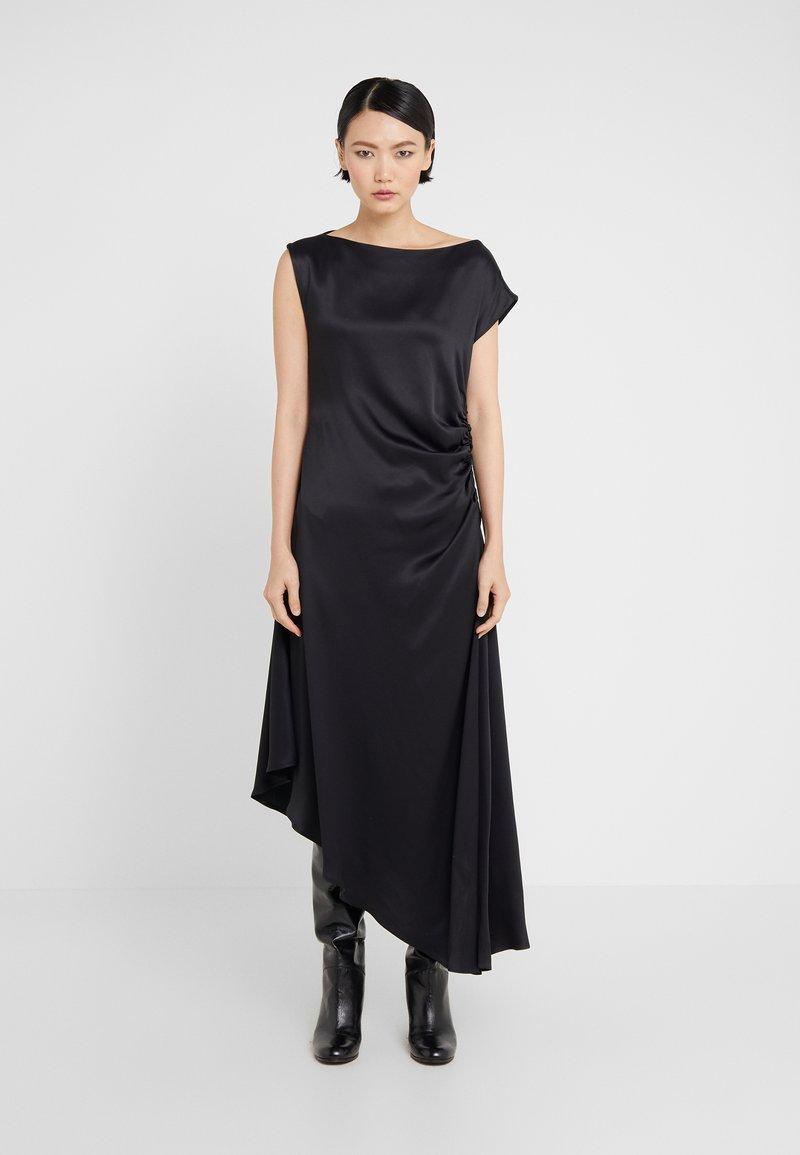 MM6 Maison Margiela - Festklänning - black