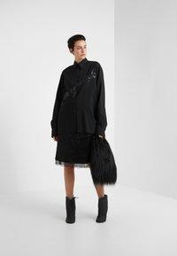 MM6 Maison Margiela - Společenské šaty - black - 1