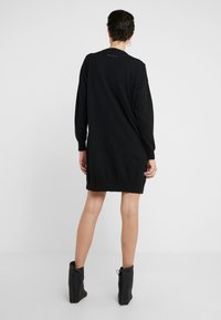MM6 Maison Margiela - Jersey dress - black - 2