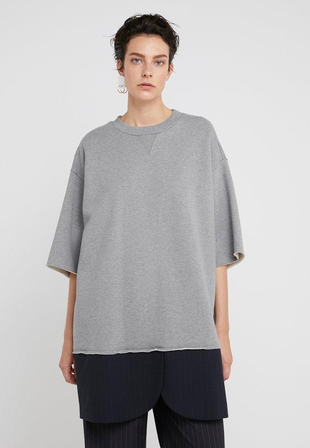 Sukienka letnia - grey melange