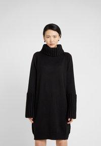 MM6 Maison Margiela - Jumper dress - black - 0