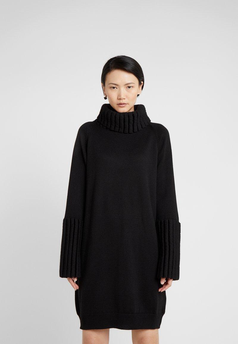 MM6 Maison Margiela - Jumper dress - black