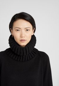 MM6 Maison Margiela - Jumper dress - black - 3