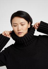 MM6 Maison Margiela - Jumper dress - black - 5