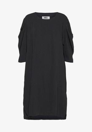 CLASSIC DRESS - Denní šaty - black
