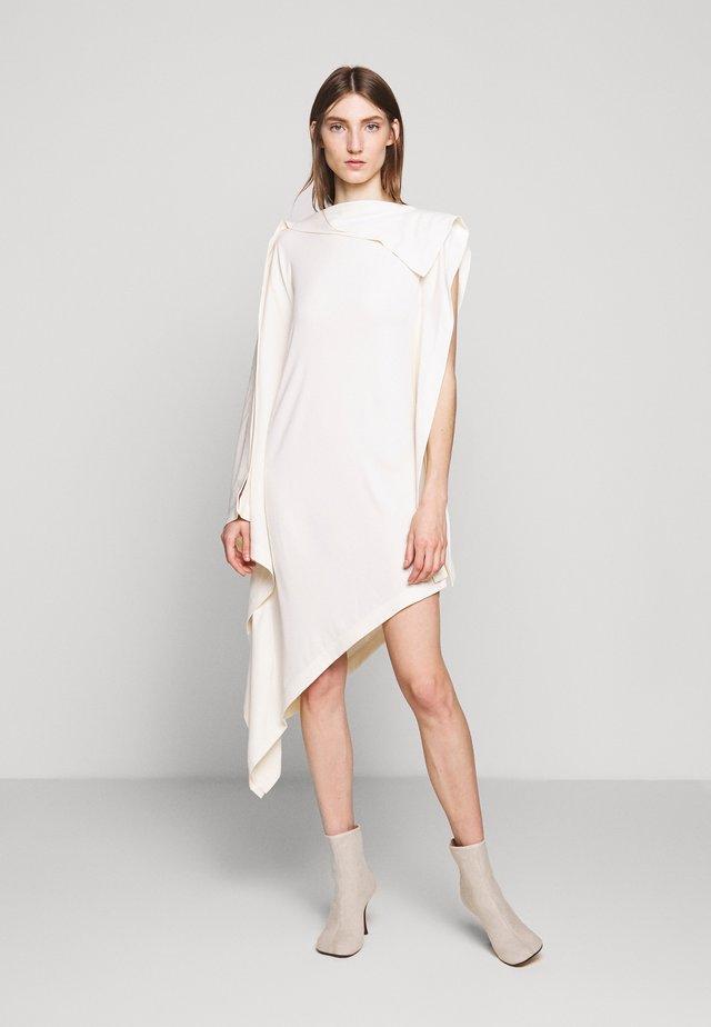 GOING OUT - Korte jurk - white
