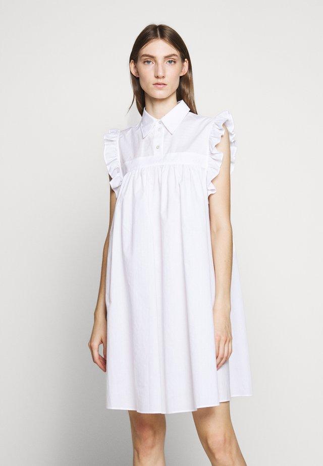 CASUAL - Freizeitkleid - white