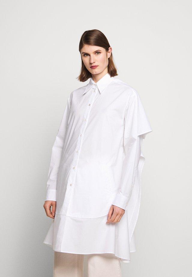 Shirt dress - bright white