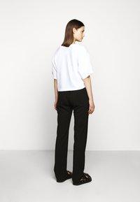 MM6 Maison Margiela - MARGIELA TEE - T-shirt print - white - 2