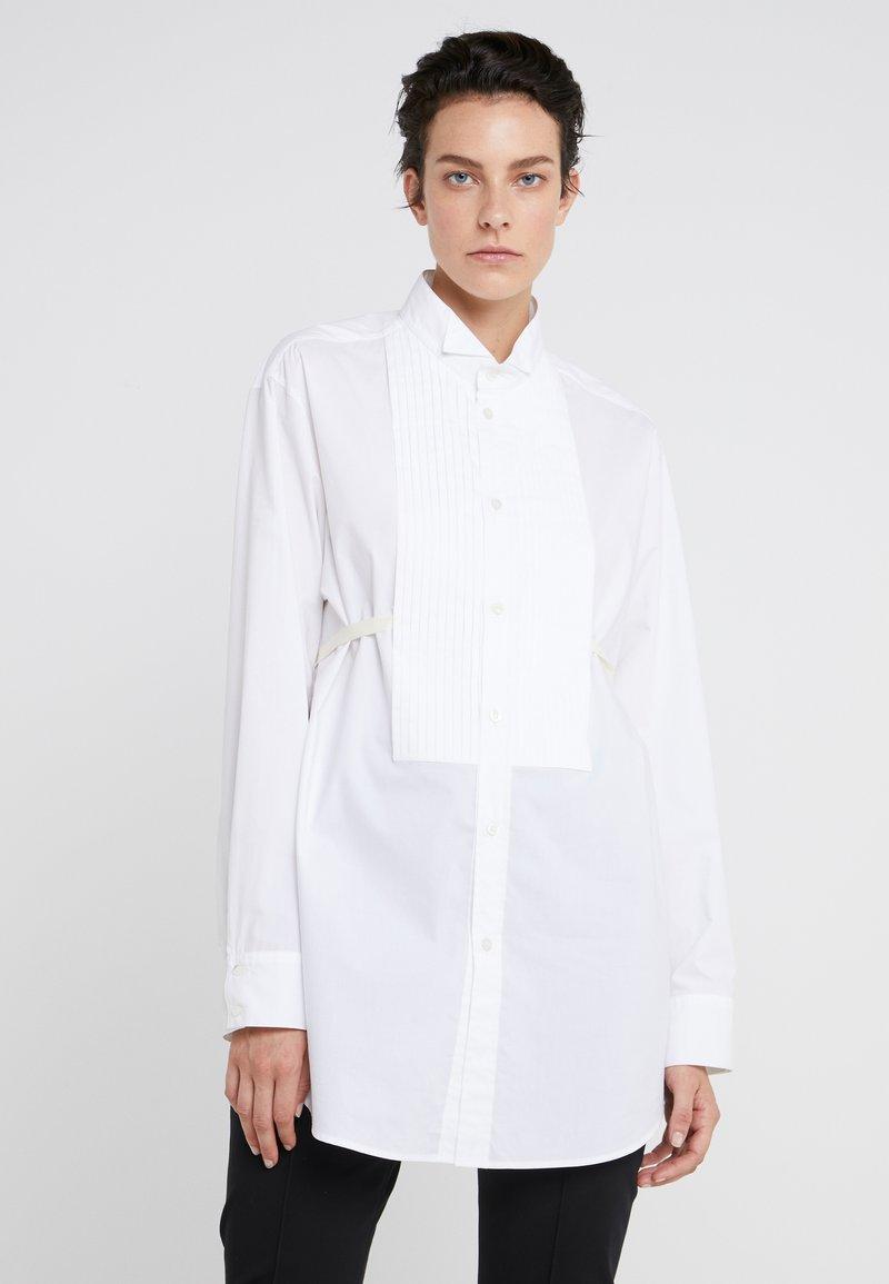 MM6 Maison Margiela - Hemdbluse - white