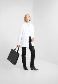 MM6 Maison Margiela - Light jacket - white - 1