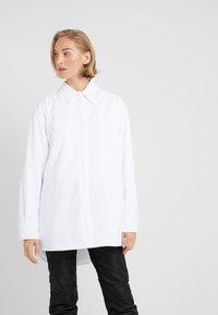 MM6 Maison Margiela - Light jacket - white - 0