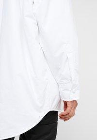 MM6 Maison Margiela - Light jacket - white - 5