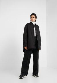 MM6 Maison Margiela - Light jacket - black - 1