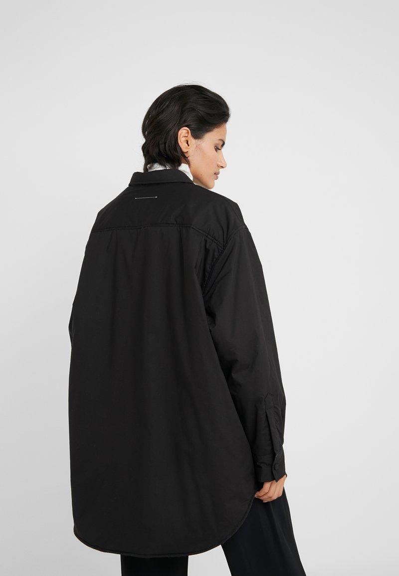 MM6 Maison Margiela - Light jacket - black