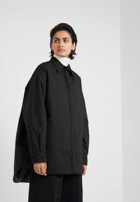 MM6 Maison Margiela - Light jacket - black - 2