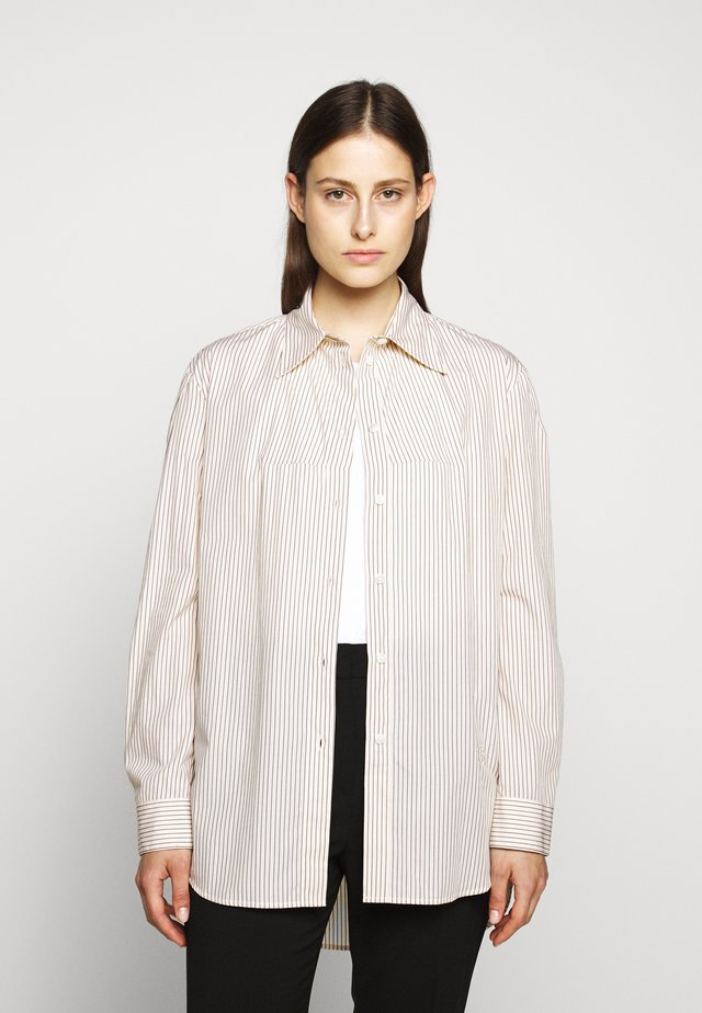 CLASSIC STRIPE - Camicia - pale rose