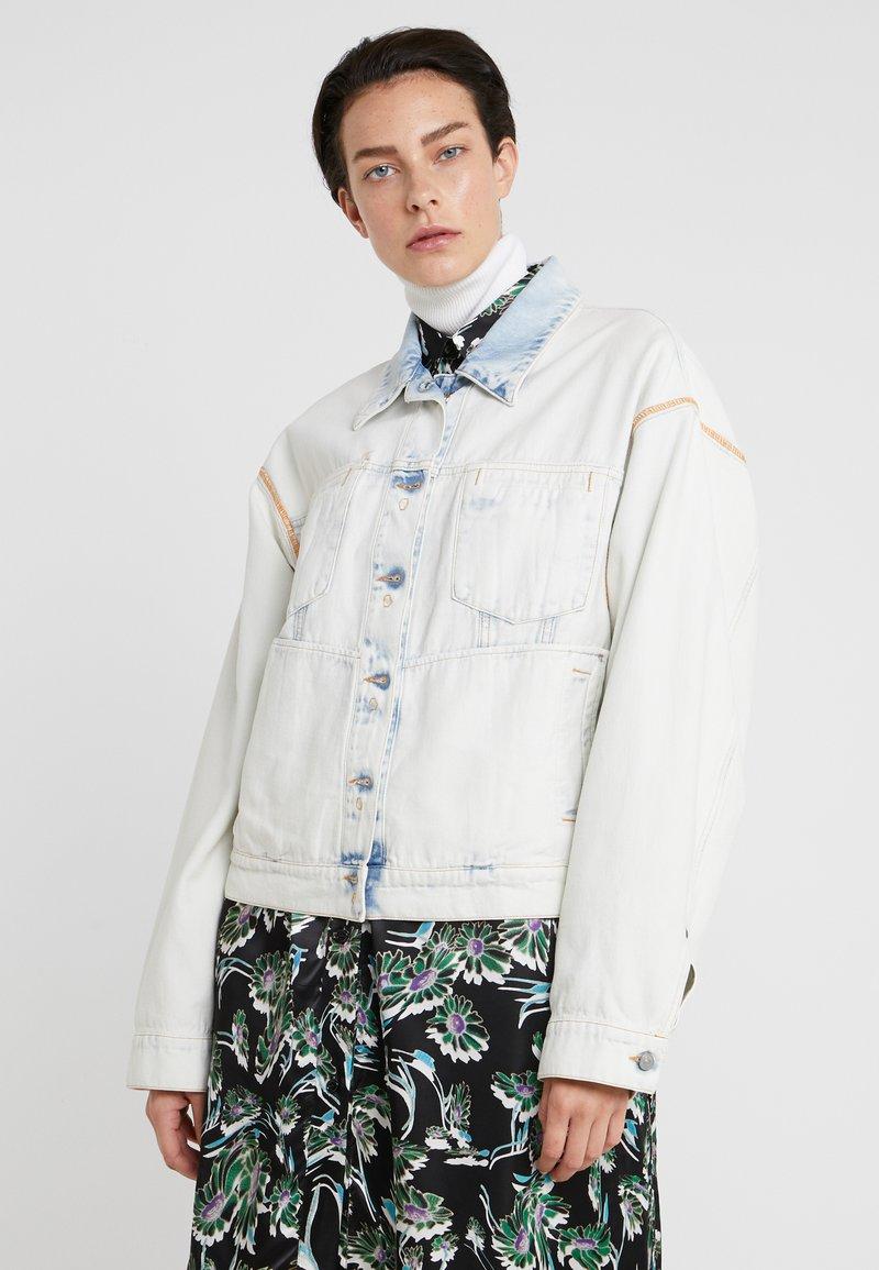 MM6 Maison Margiela - Denim jacket - super bleach