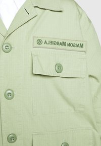 MM6 Maison Margiela - ARMY JACKET - Lehká bunda - mint - 7
