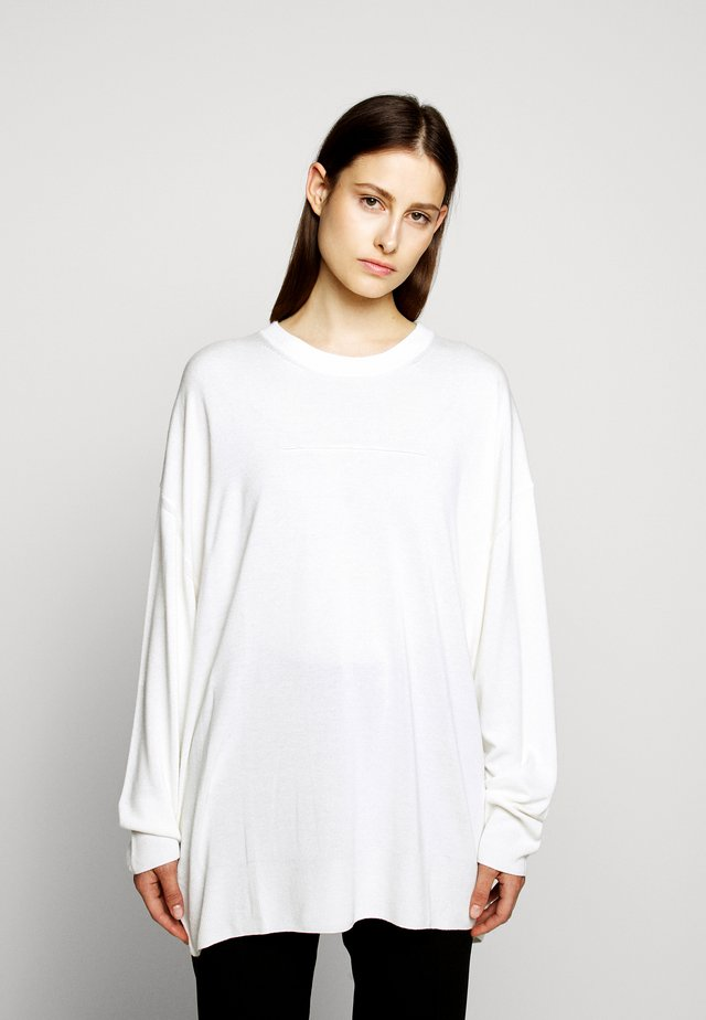 THIN - Sweter - off white