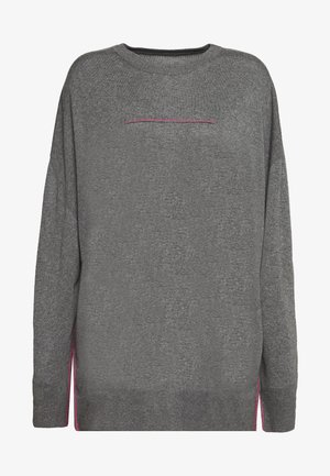 THIN - Jumper - grey melange