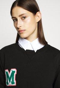 MM6 Maison Margiela - PATCHES - Sweater - black - 5