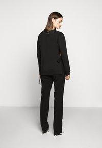 MM6 Maison Margiela - PATCHES - Sweater - black - 2
