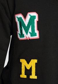 MM6 Maison Margiela - PATCHES - Mikina - black - 9