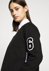 MM6 Maison Margiela - PATCHES - Sweater - black - 7