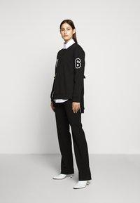 MM6 Maison Margiela - PATCHES - Sweater - black - 1