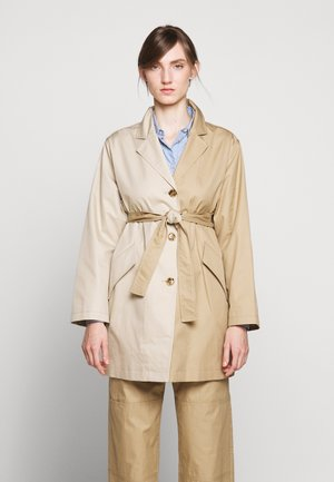 JACKETS - Trench - camel