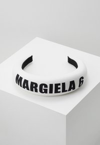 MM6 Maison Margiela - Haaraccessoire - white - 0
