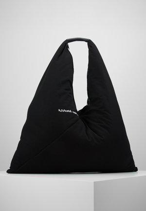 BORSA MANO - Velká kabelka - black